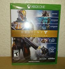 Destiny: The Collection (Microsoft Xbox One, 2016) FACTORY SEALED