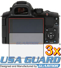 3x Clear LCD Screen Protector Guard Shield Cover Film Camera Samsung NX30