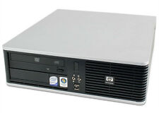 HP DC7900 SFF Core2 Quad Q9400 2,66 GHz 4GB Ram 1TB HD DVD-Rom Windows 7