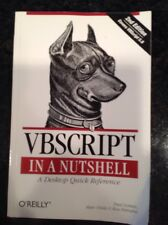 In a Nutshell (o'Reilly) Ser.: VBScript in a Nutshell by Paul Lomax, Ron Petrush