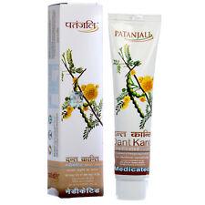 5 x Patanjali Ayurveda Dant Kanti - Medicated Herbal Toothpaste 100 gm