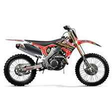 2012 Honda CRF250R Crf 250 N-Style Pro Circuit graphics kit / seat cover 10-12