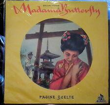 Puccini/Petrella/Tagliavini/Taddei/Questa Madama Butterfly, Highlights   Cetra