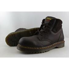 Dr. Martens Air Wair Icon Men US 10 Brown Work Boot Pre Owned  1108