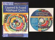 DVD Only! Layered & Fused Applique Quilts with Jane LaFazio