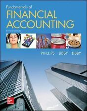 Fundamentals of Financial Accounting 5th Ed. Libby (3-hole punched or looseleaf)