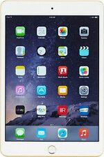 Apple iPad mini 3 64GB, Wi-Fi + Cellular (AT&T), 7.9in - Gold