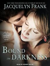Immortal Brothers: Bound in Darkness 4 by Jacquelyn Frank (2016, MP3 CD,...