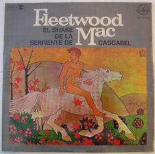 "Fleetwood Mac ""Then Play On"" Mexico Original Sealed Gamma Label LP Very Scarce"
