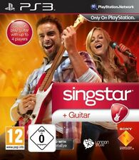 PS3 Spiel Singstar Sing Star Guitar Neuware Playstation 3 Karaoke