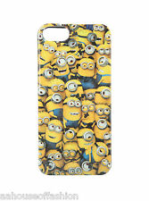 Despicable Me Minions Allover iPhone 5/5s Case NEW