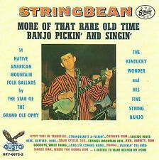 "STRINGBEAN, CD ""MORE OF THAT RARE OLD TIME BANJO PICKIN' AND SINGIN' "" NEW"