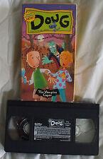 Doug The Vampire Caper Vhs Movie VCR Tape