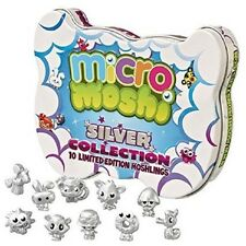 Moshi Monsters Micro Collector Tin Edition 1 (Silver) New & Sealed