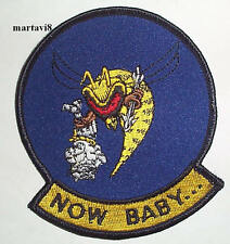 US.Navy F-18 `TOMCAT BEATER`  Cloth Badge / Patch (F18-3)