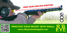 RibEye Shotgun Mounting Aid for Sporting and Clay Shooting Practice