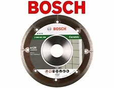 Bosch Best For Ceramic Diamond Blade Extraclean 125mm x 22,23mm 2608602369