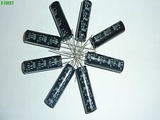 NEW 5 x Nippon 320V 85UF 320v 10mmX33.5mm PH CAPS For Photo Flash CAPACITOR