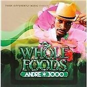 Andre 3000 - Whole Foods NEW SEALED  FREE 1ST CLASS POST UK B 11