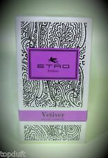 Etro Vetiver Eau de Toilette (EdT) 100 ml Spray