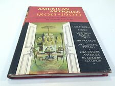 American Antiques 1800-1900: A Collector's History & Guide by Joseph Butler 1965