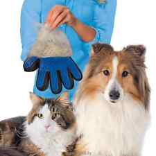 1Pc Pet Massage Bath Gloves True Touch Dog Cat Cleaning Brush Hair Removal Tool