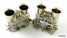 WEBER GENUINE 44 IDF PAIR CARBS/CARBURETTORS 1899006000 BARGAIN PRICE! VW/FORD