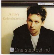 (BE883) Arno Kolenbrander, One Step Behind - 2000 CD