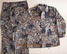 Chinese PLA Type 03 BDU ACU Winter Desert Camo Uniform Jacket+ Trousers