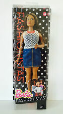 Barbie Fashionistas Doll No 32 Dolled Up Denim