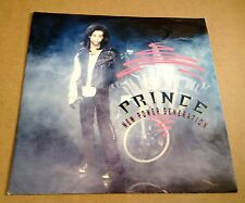 PRINCE • NEW POWER GENERATION • GER 7'' PROMO single p/s • WB • w/ 2 stickers!!