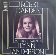 """7"""" 1970 KULT IN VG++ ! LYNN ANDERSON : Rose Garden"""