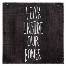 THE ALMOST-Fear Inside Our Bones-Aaron Gillspie-No, I Don't--Fight Song-CD-Flori