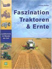 Faszination Traktoren & Ernte - NEU OVP Bauer DLG Landtechnik im Wandel der Zeit