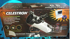 CELESTRON 114LCM 114mm FULLY COMPUTERIZED TELESCOPE + FREE Star&Planet LOCATOR!!