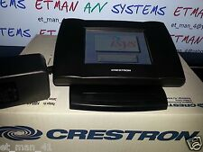 CRESTRON STX-1700C SMARTOUCH WIRELESS RF COLOR TOUCHPANEL with new FACEPLATE one