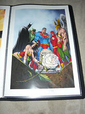 MICHAEL TURNER ASPEN DC MARVEL - IDENTITY CRISIS ART PRINT by MICHAEL TURNER