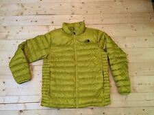 The North Face Ultra Light Goose Down Jacket Coat Pertex Quantum Thunder Large