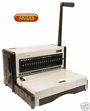 "Akiles FlexiPunch-M Paper Punch includes choice of one Die 12"" ( New )"