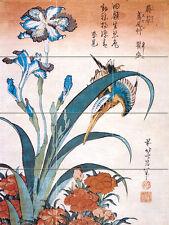 Art Mural Ceramic Backsplash Bath Japanese Tile #444