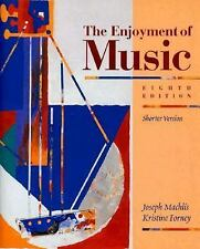The Enjoyment of Music: An Introduction to Perceptive Listening/Shorter Version,
