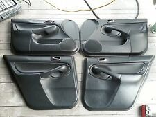 96-00 Honda civic black leather door panel,ek9,ek4,ej1ej6,em1,rs,domani,sir,si