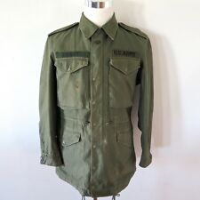 VINTAGE ORIGINAL KOREAN WAR US ARMY JACKET FIELD M-1951 M51 XSMALL REGULAR