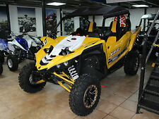 YAMAHA YXZ1000R SE SPORTS SIDE BY SIDE RACE BUGGY NEW FOR 2016 FULLY ROAD LEGAL