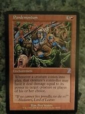 1x Pandemonium Time Spiral MtG Magic Red Timeshifted 1 x1 Card Cards