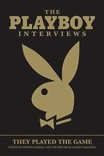 The Playboy Interviews Ser.: They Played the Game (2006, Paperback)