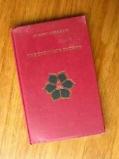 The Ultimate Flower by Miguel Serrano rare occult art 1969 1st ed philosophy