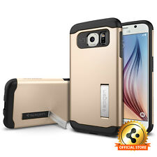 [Spigen Factory Outlet] Samsung Galaxy S6 Case Slim Armor Champagne Gold