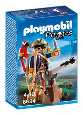 Playmobil Pirates Captain 6684
