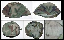 I Copri elmetto US telino Woodland 24th ID marking Fritz PASGT Helmet cover